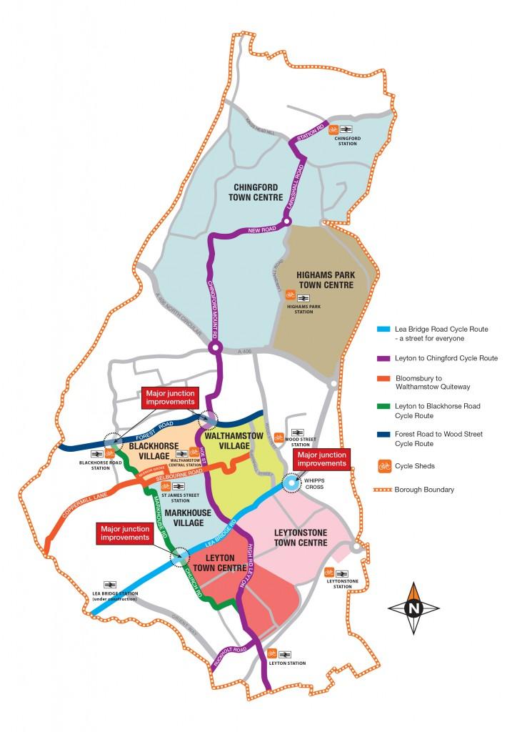 Mini-Holland Overview Maps [v1]