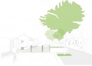West Avenue Bridge visualisation