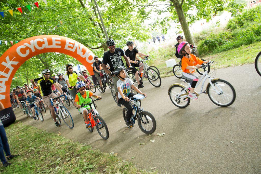 Tour De Waltham Forest 2017